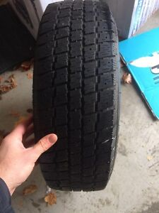 4 cooper winter tires mounted on rims Cambridge Kitchener Area image 2
