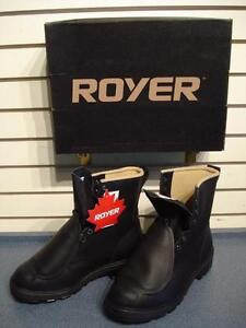ROYER -- BOTTE A METATARSE NOIRE -- 940986