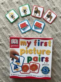 Picture pairs