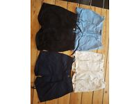 Bundle of new size 10 shorts