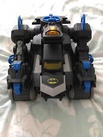 Batbot batman auto