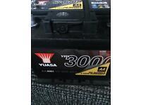 new battery