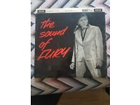 Billy Fury - The Sound of Fury (original release vinyl)