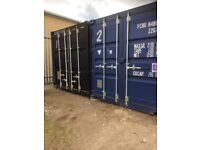 Storage Containers Available to let (Forres)