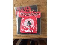 Vinyl EP Police