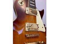Vintage les Paul plain top