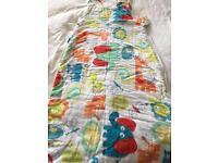 1 x 6-18 month Grobag sleeping bag
