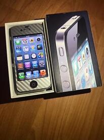 iPhone 4 16gb EE T-MOBILE VIRGIN ASDA TALKHOME IOS6