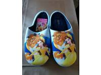 Beauty & the Beast Slippers