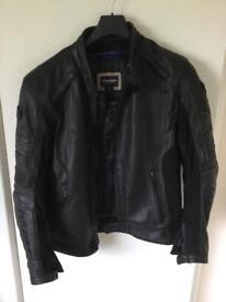Triumph Leather Jacket XL