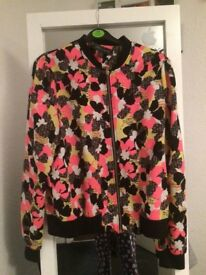 Ladies retro jacket