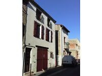 Town house with income potential in the south of France