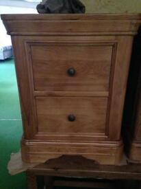 Bedside locker £140 each
