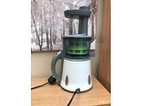 WOW high class juicer juica machine used once