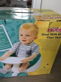 Nuby floor seat