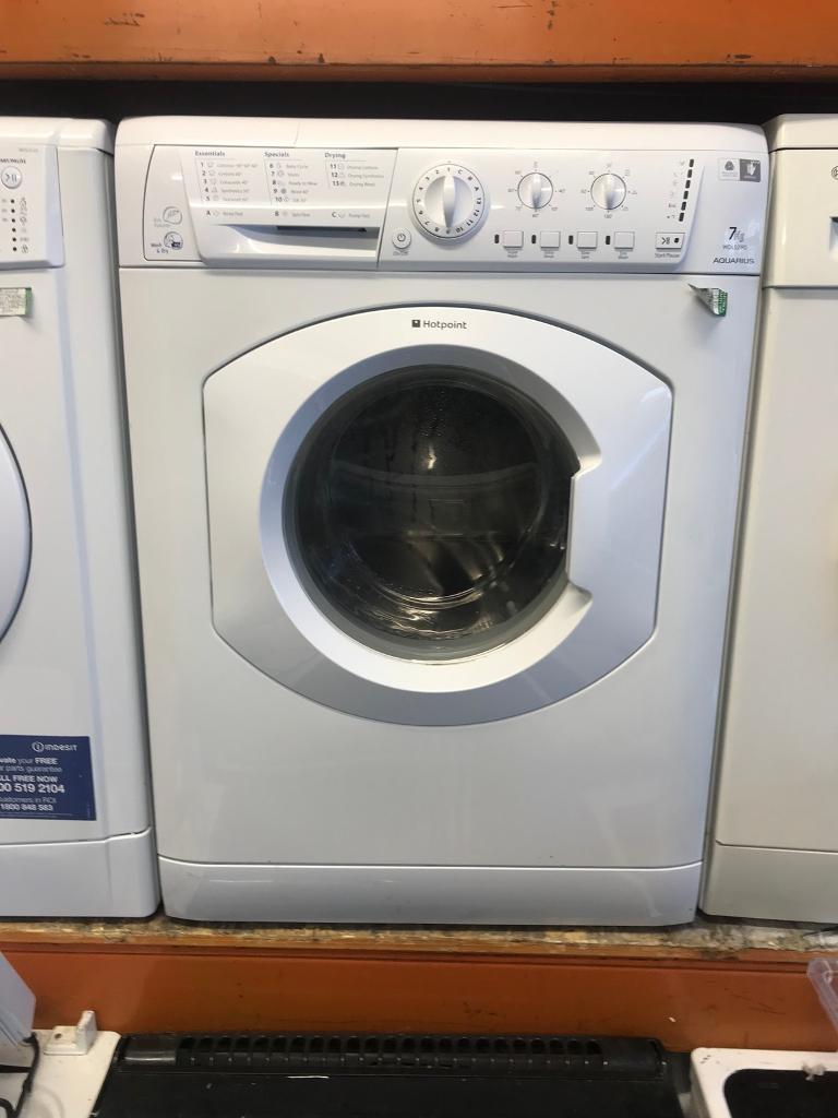 Hotpoint washer dryer 7 kg