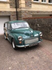 Morris Minor Travelller 1967. Quick sale wanted-sensible offers considered
