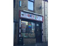 Running business for sale (takeaway)