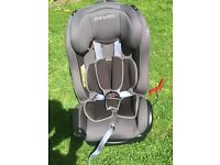 Pampero Cherub Baby Car Safety Seat in Grey - Group 0+1/2 / 0-7 Years / 0-25kg