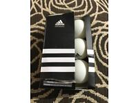 Adidas table tennis balls