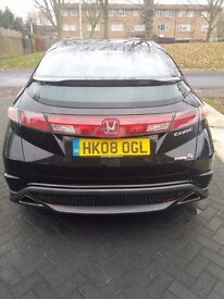 For sale Honda civic 2.2 cdti diesel 58881 miles on clock 6 speed gear box very good condition