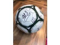 Argyle Signed Football