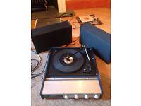 Record player vintage Dansette Consort