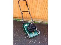 hayter hobby 41 petrol lawn mower