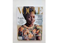 Vogue Magazine - October 2016 USA