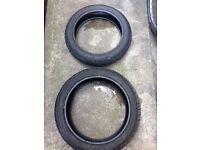 Tires for honda hornet cb600 1998-2003