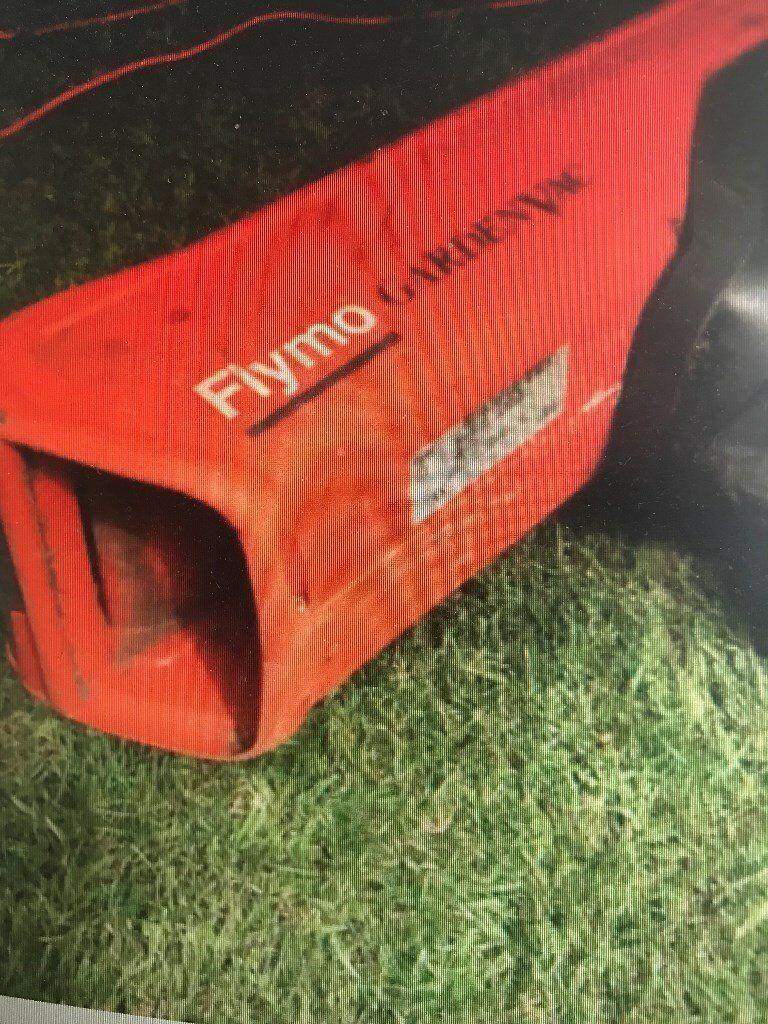 flymo leaf blower hoover