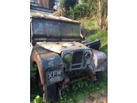 Land Rover, series 1, 107