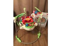 Fisher Price Jumperoo - like new