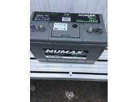 Numax 105A leisure battery