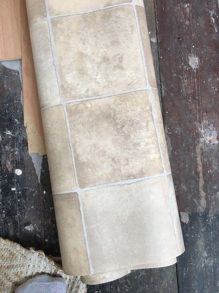 Vinyl Flooring 2 2m X 2 4m Approx In Wath Upon Dearne