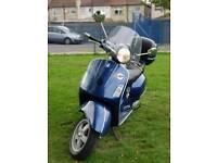 Vespa Gt 125 Scooter