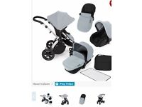 Brand new Ickle bubba 3 in 1 travel system