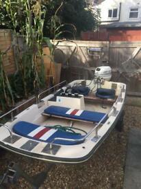 Dell quay dory, boat, boating, fishing, rib, tender, marine
