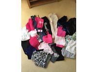 Girls 12-13 yrs clothing bundle