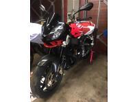 06 Aprilia Tuono Vtwin 1000cc