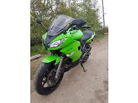 Kawasaki er6-f Great bike