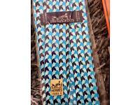 New Hermes Paris Silk Tie