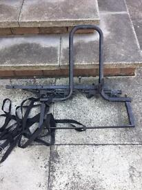 Car cycle carrier for 4x4