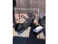 silvercross wayfarer pram pushchair