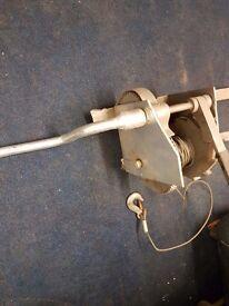 Geared hand winch 900 kg capacity