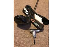 Ping G400 SFT 10' Reg Tour 75 Driver AS NEW