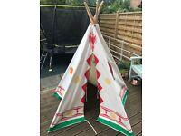 Kids tipi tent for sale  Trinity, Edinburgh