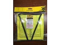 New Dunlop Hi Vis Vest, Workwear and Safety Wear