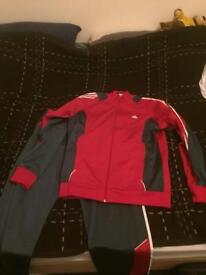 Adidas tracksuit for sale size 42-44