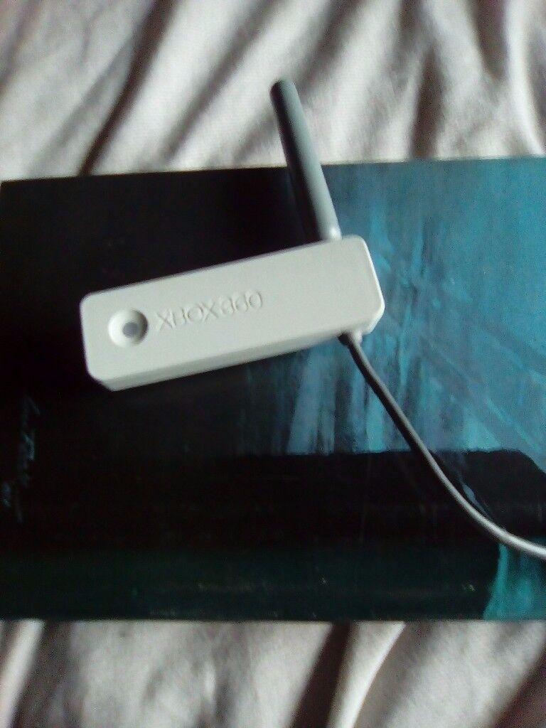 Xbox 360 wireless wifi adaptor